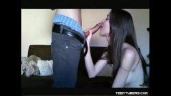 Amateur Girlfriend needs some sperm