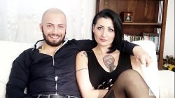 CASTING ALLA ITALIANA – Sesso violento per l'italiana Lady Muffin e un cazzone