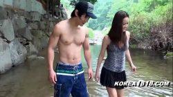 Hot Korean Upskirt Outside