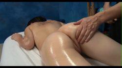 Raunchy massage episode